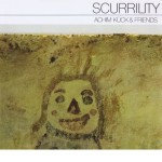 Cover vorne Scurrility 1982